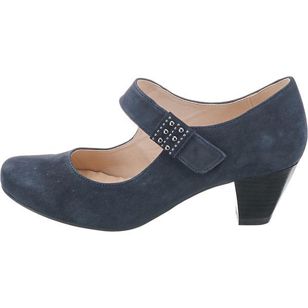 CAPRICE,  Spangenpumps, blau  CAPRICE, Gute Qualität beliebte Schuhe 736966