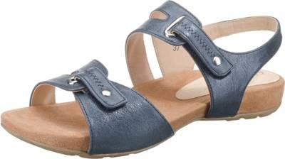 Caprice CAPRICE Komfort-Sandalen, blau, blau