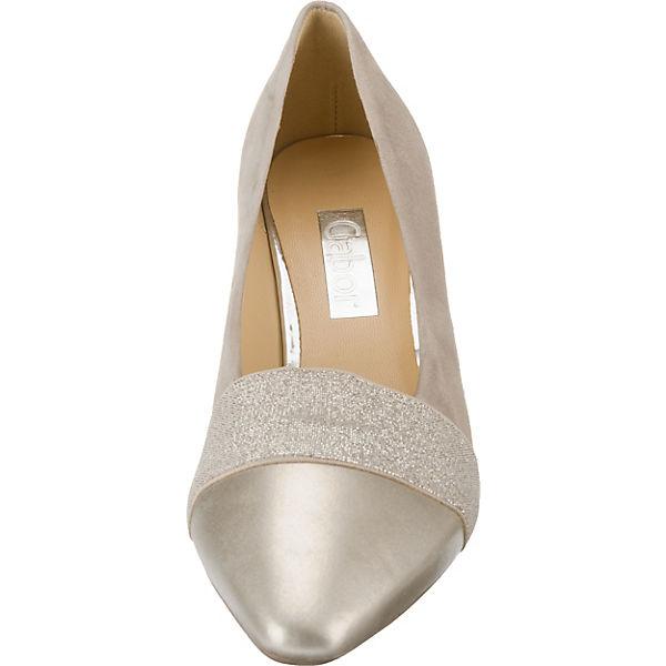 Gabor Klassische Pumps braun    Gute Qualität beliebte Schuhe c0a61d