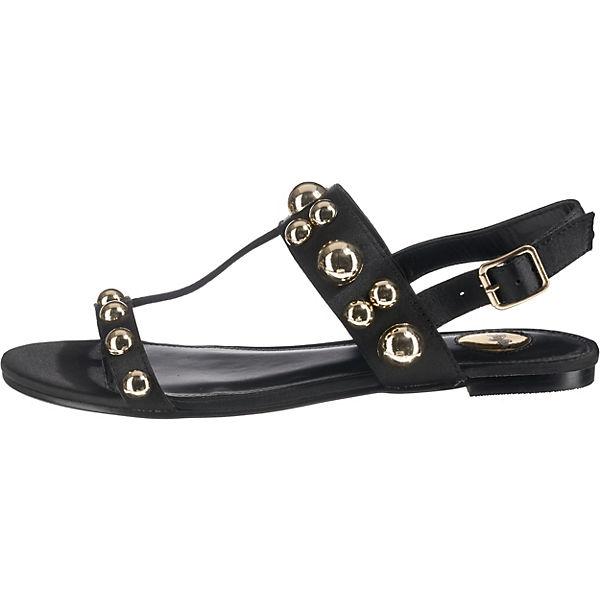 BUFFALO, Klassische Sandalen, schwarz beliebte  Gute Qualität beliebte schwarz Schuhe a0bed0