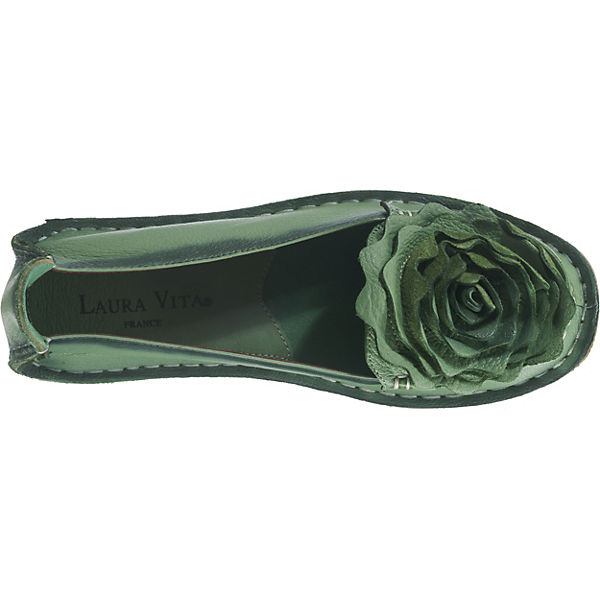 Laura Klassische Vita, Viviane Klassische Laura Ballerinas, grün   d6508d