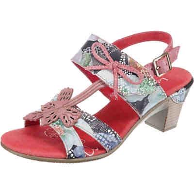 2abaa47d535a Sandaletten in rot günstig kaufen   mirapodo