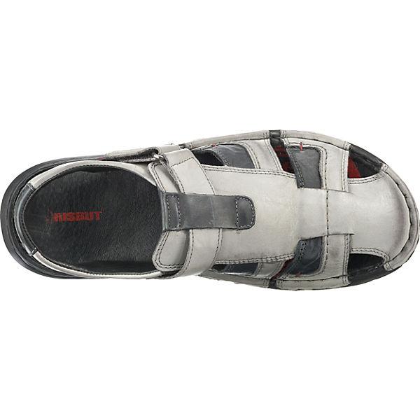 Krisbut,  1098-5-1 Klassische Sandalen, hellgrau  Krisbut, Gute Qualität beliebte Schuhe b2045f