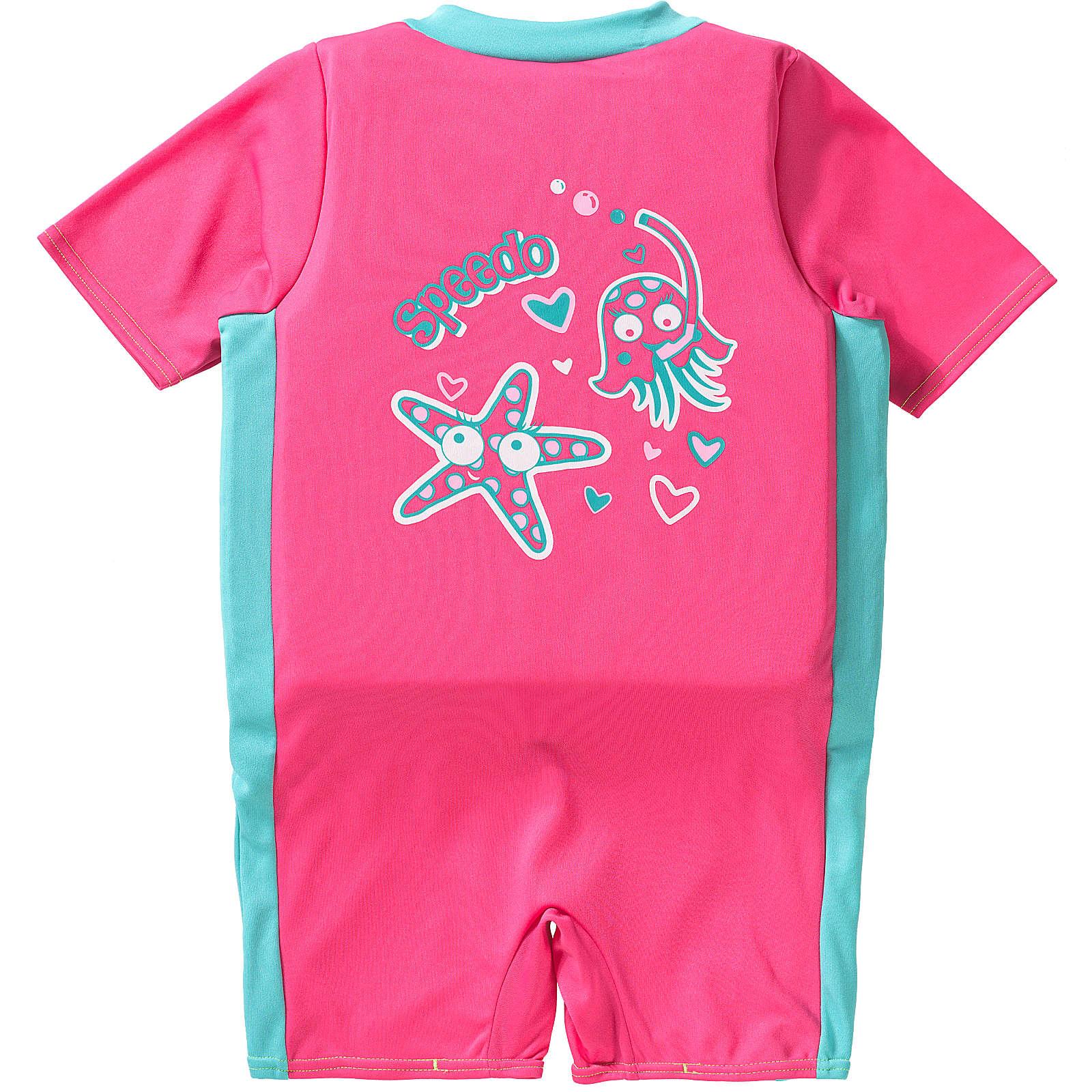 speedo Kinder Schwimmanzug eingearbeiteter mit ...