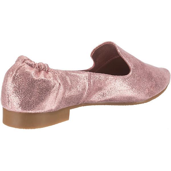 Rosa Buffalo Ballerinas Rosa Buffalo Klassische Ballerinas Klassische 8Pk0Onw