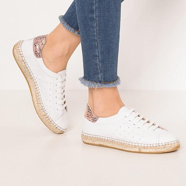 BUFFALO, Gute Sneakers Low, rosa  Gute BUFFALO, Qualität beliebte Schuhe 0cfc24
