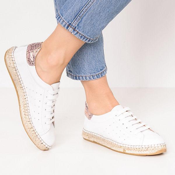 Sneakers Low weiß BUFFALO Sneakers BUFFALO Low weiß wYxpqanIX