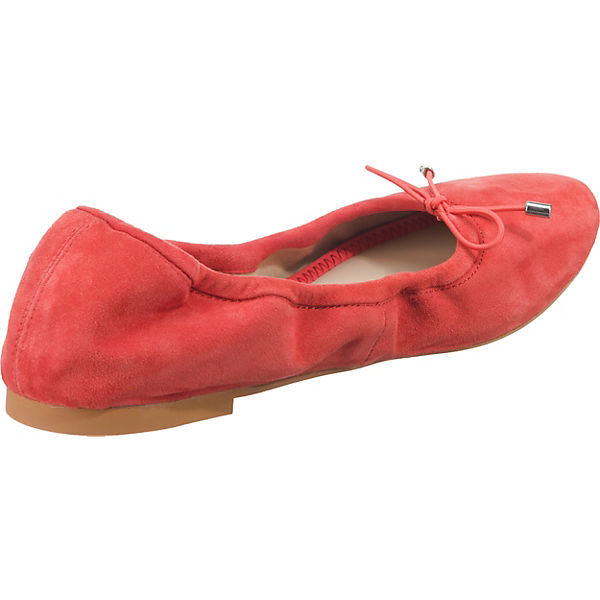 Ballerinas BUFFALO BUFFALO rot rot Faltbare Ballerinas BUFFALO Faltbare OUqHq