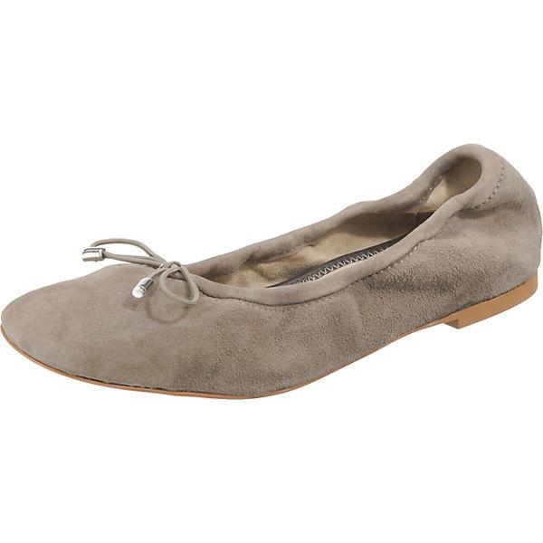 brand new 596b2 2364b BUFFALO, Faltbare Ballerinas, grau