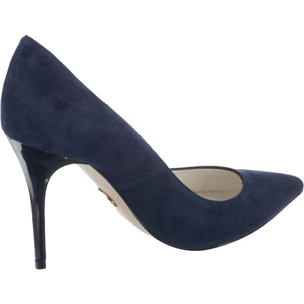 BUFFALO, Gute Klassische Pumps, blau  Gute BUFFALO, Qualität beliebte Schuhe aae340