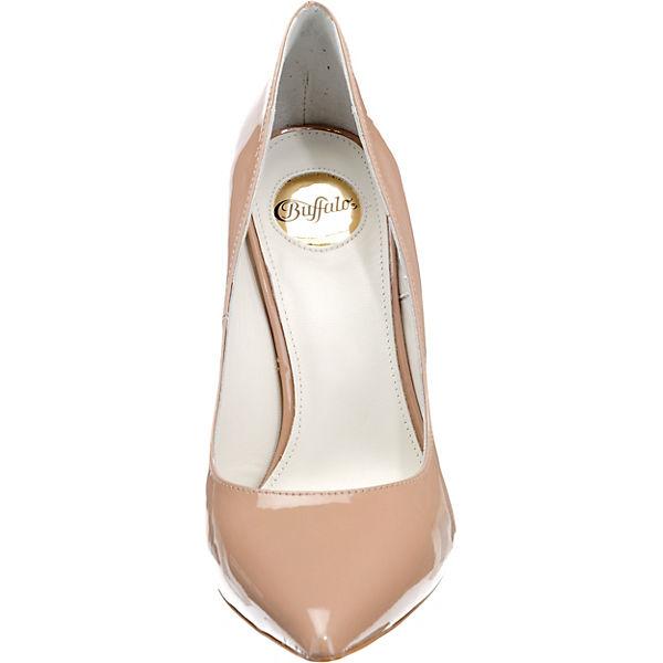 BUFFALO, Klassische Pumps, nude  Schuhe Gute Qualität beliebte Schuhe  64e52a