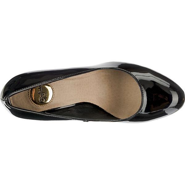 BUFFALO, Gute Klassische Pumps, schwarz  Gute BUFFALO, Qualität beliebte Schuhe 1df3a7