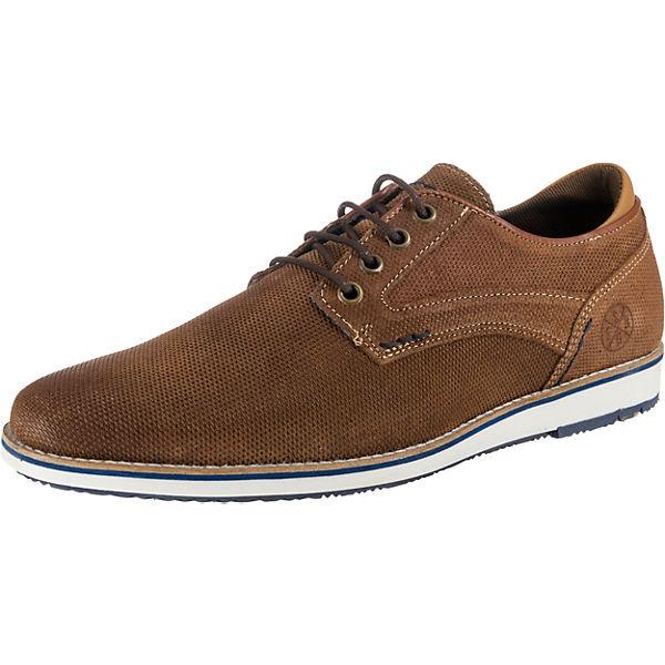 beige BULLBOXER Sneakers Low Sneakers Low BULLBOXER a6qgTT