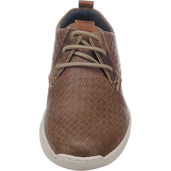 BULLBOXER Sneakers Low braun