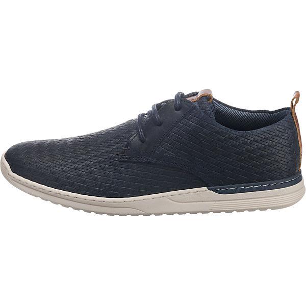 BULLBOXER Sneakers Low blau