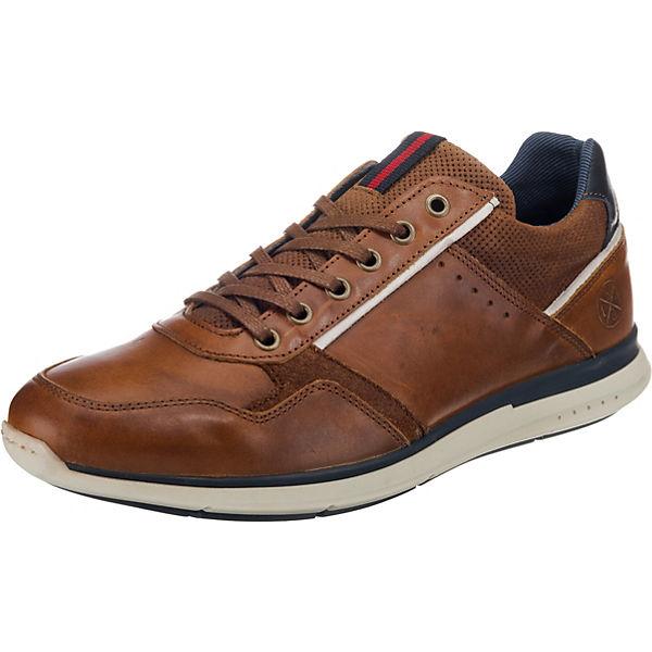 BULLBOXER Sneakers Low braun