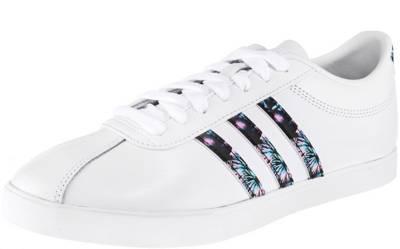 adidas Courtset W Sneaker Damen weiß Großhandelspreis Günstiger Preis Top-Qualität Verkauf Online Online-Shopping-Freies Verschiffen Footaction Günstig Online YfykFBqt8