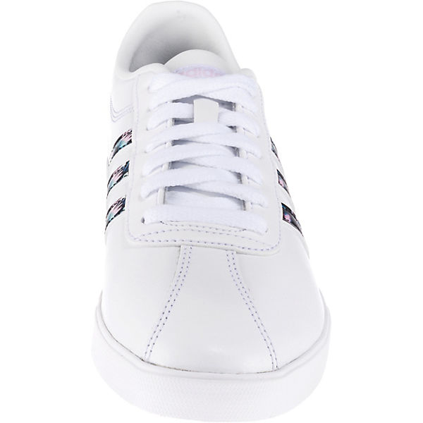 Inspired Courtset adidas W Sport weiß Sneakers E5wqF68w