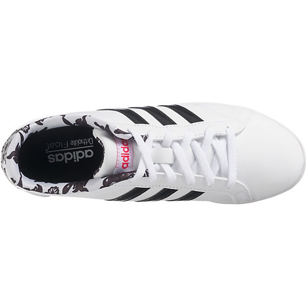 best service 7dc7c 868d0 adidas Sport Inspired, Vs Coneo Qt W Sneakers, weiß  mirapod