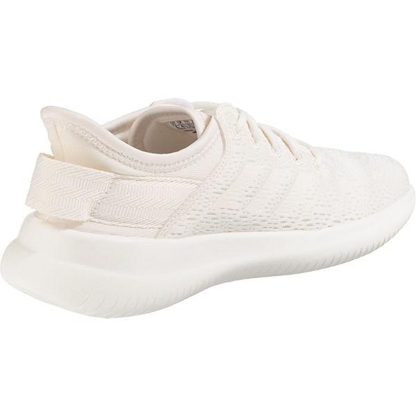 adidas Sport Inspired, weiß Cf Qtflex W Sneakers, weiß Inspired,   bade59