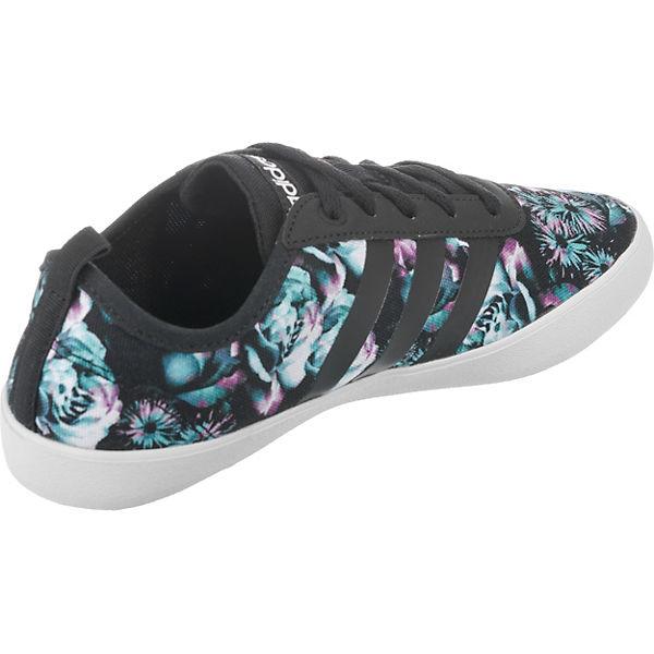 kombi Inspired 2 W Vulc Sneakers 0 adidas Qt schwarz Sport ap5zpqvx