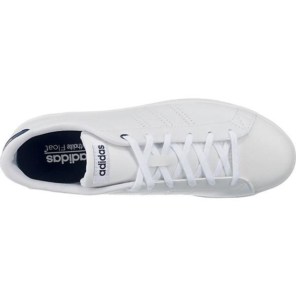 adidas Sport Inspired Advantage Clean Qt Gute Sneakers weiß  Gute Qt Qualität beliebte Schuhe 0e34d7