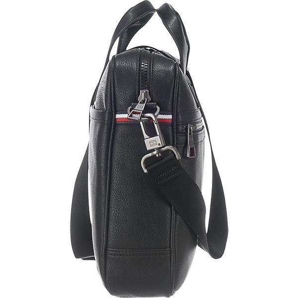 TOMMY HILFIGER Essential Laptoptasche schwarz