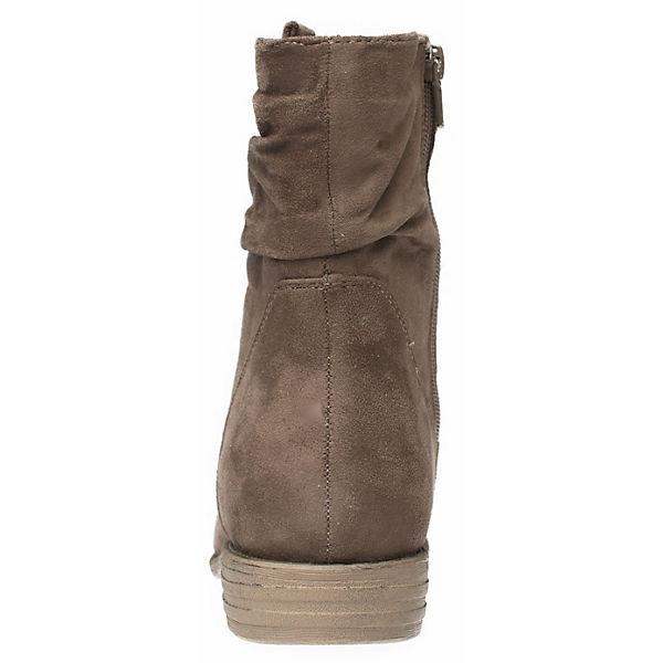 Fitters Footwear, Klassische Stiefeletten Laura, braun Schuhe  Gute Qualität beliebte Schuhe braun b7a53c