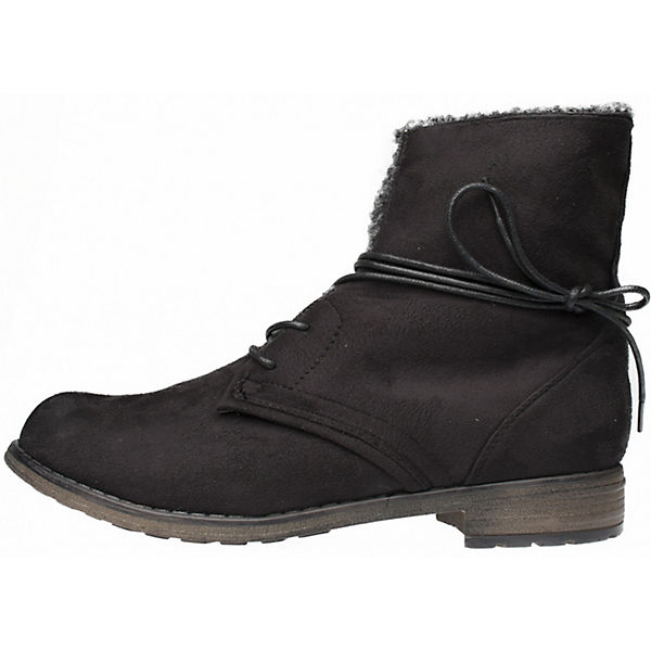 Fitters Footwear schwarz Hanna Footwear Fitters Schnürstiefeletten Schnürstiefeletten wpwO7