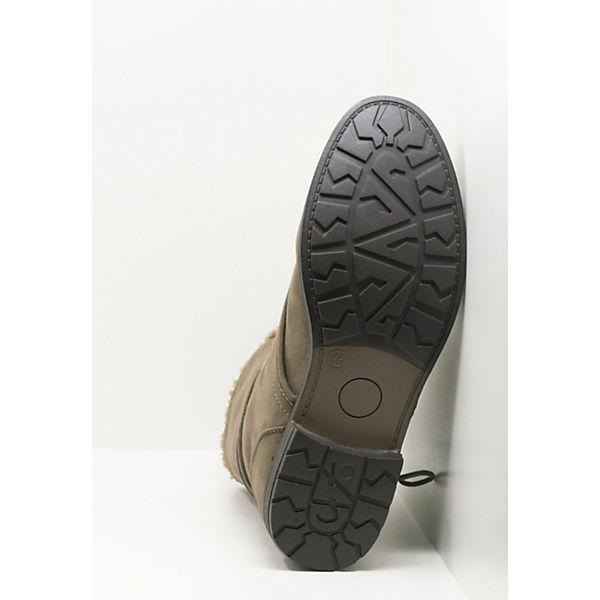Fitters Footwear Fitters Schnürstiefeletten Footwear Fitters Hanna Footwear Hanna taupe Schnürstiefeletten taupe q7SqrwOd