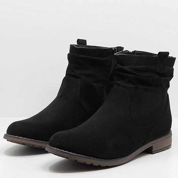 Fitters Footwear, Kate, Klassische Stiefeletten Kate, Footwear, schwarz   9f5d4f