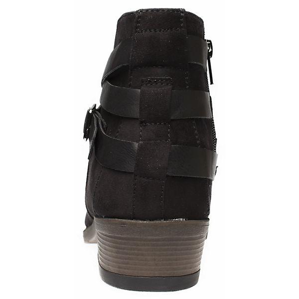 Fitters Footwear, Polly, Klassische Stiefeletten Polly, Footwear, schwarz   344564