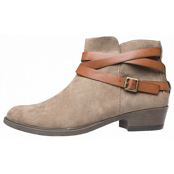 Fitters Footwear, Klassische Stiefeletten Qualität Polly, taupe  Gute Qualität Stiefeletten beliebte Schuhe 4184e0