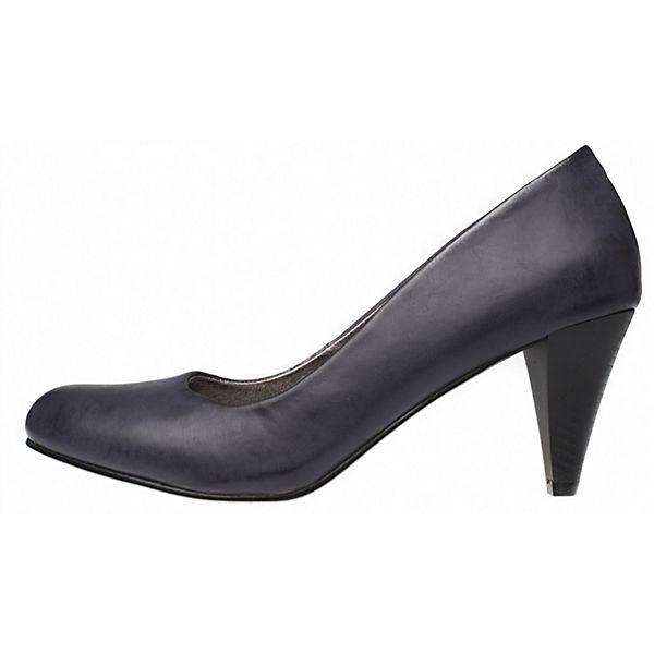 Fitters Footwear, Princess, Klassische Pumps Princess, Footwear, dunkelblau   c3a75e