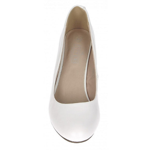 Fitters Footwear, Princess, Klassische Pumps Princess, Footwear, weiß   2c325c