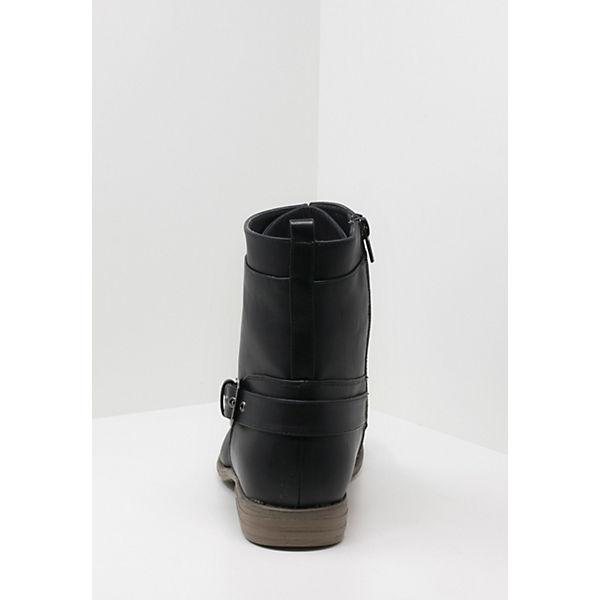 Fitters Footwear, Schnürstiefeletten Paris, schwarz  Gute Qualität beliebte beliebte beliebte Schuhe b0e3e5