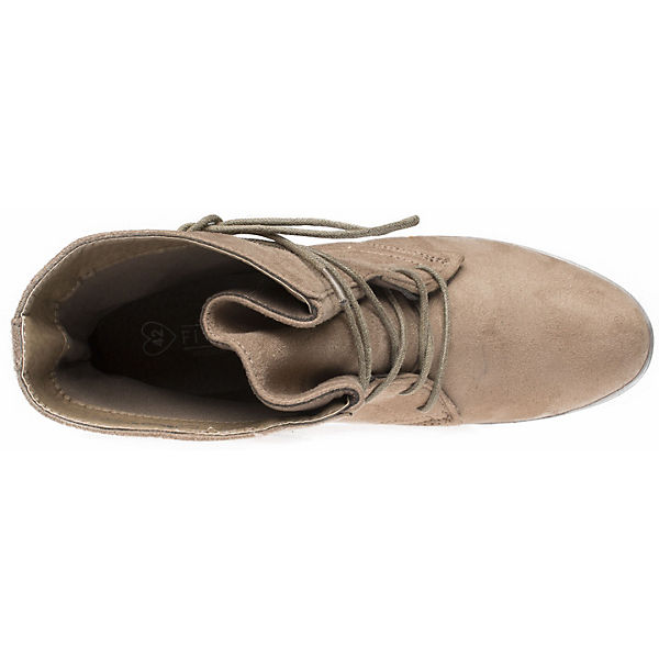 Footwear taupe Fitters Emma Schnürstiefeletten Footwear Schnürstiefeletten Fitters Emma Footwear Fitters taupe Schnürstiefeletten Emma taupe FE5q4R
