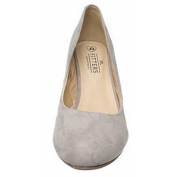 Fitters Footwear, Klassische Pumps Princess, grau Schuhe  Gute Qualität beliebte Schuhe grau 95b3e8