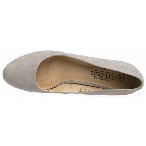 Fitters grau Footwear, Klassische Pumps Princess, grau Fitters   526e9d
