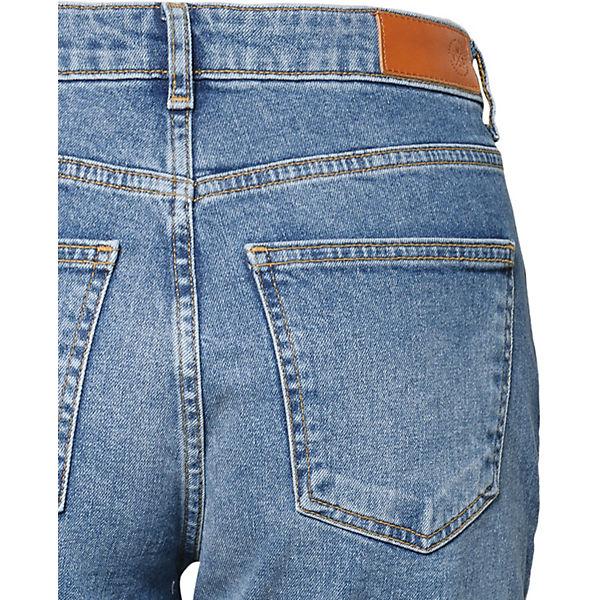 MODA blue Jeans Straight VERO denim d1qtd