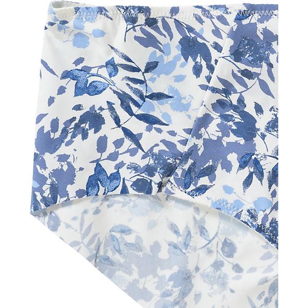 Triumph Minimizer blau Flower My Panty U8XtrU
