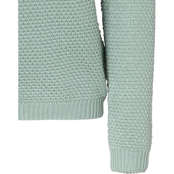 Pullover ICHI ICHI grün Pullover Evwqvg8