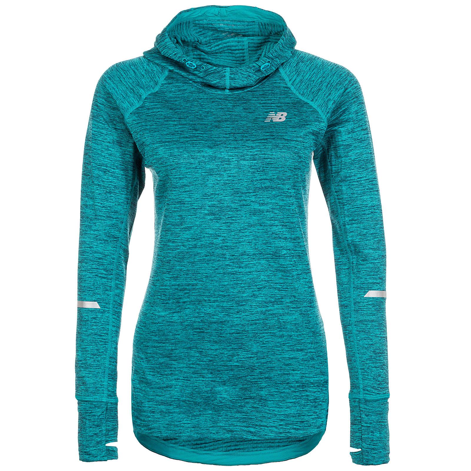 Under Armour Sweatshirt New Balance Heat Laufkapuzenpullover Dame bei Mirapodo - Neue Styles