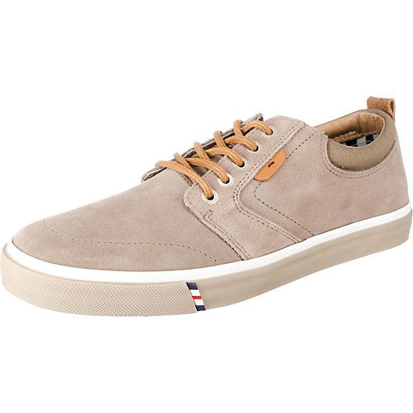 Wrangler Icon Derby Sneakers grau