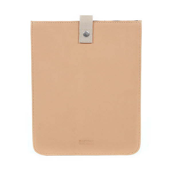 EASTPAK iPad-Hülle in eleganter Außführung hellbraun