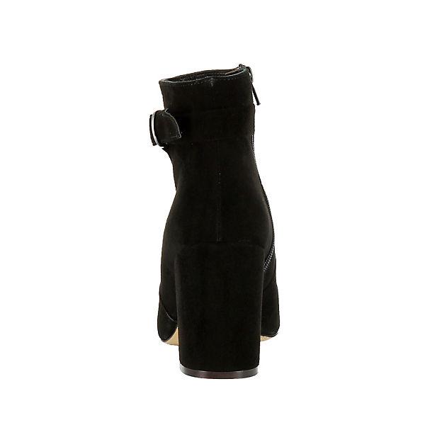 Klassische Stiefeletten Shoes schwarz TINA Evita q5ZwBTw