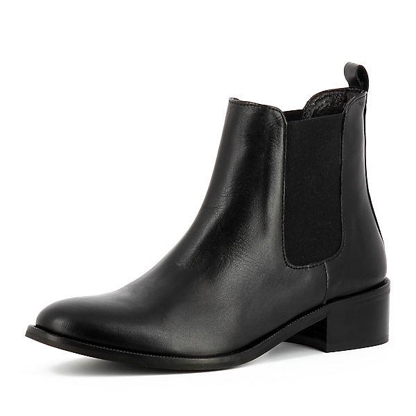 Evita Shoes Chelsea Boots RITA schwarz