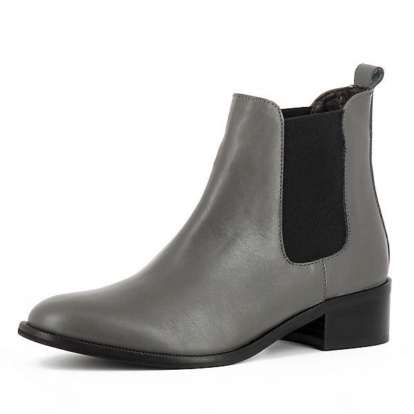 Schipkau Klettwitz Angebote Evita Shoes Chelsea Boots RITA dunkelgrau Damen Gr. 42