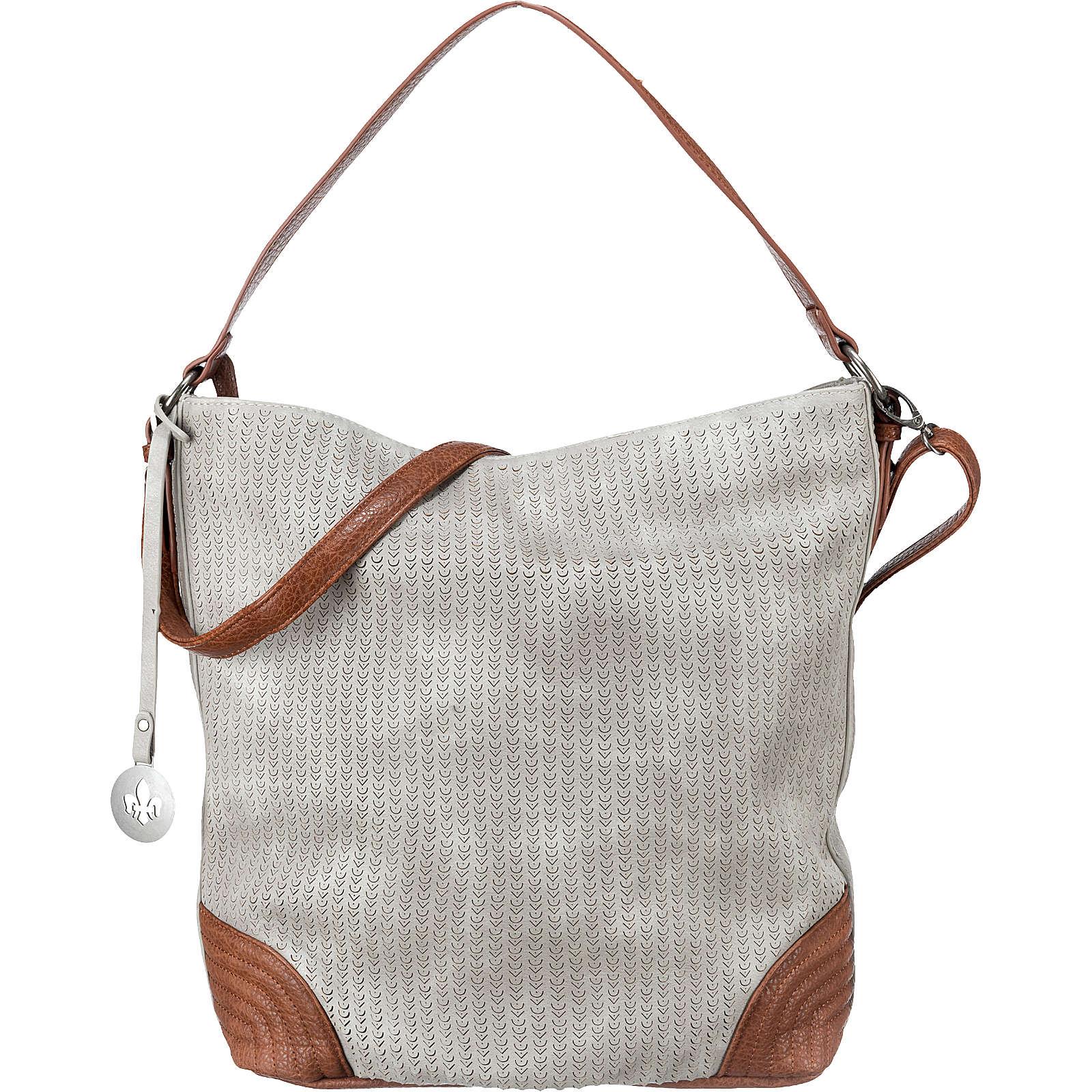 rieker Handtasche grau Damen