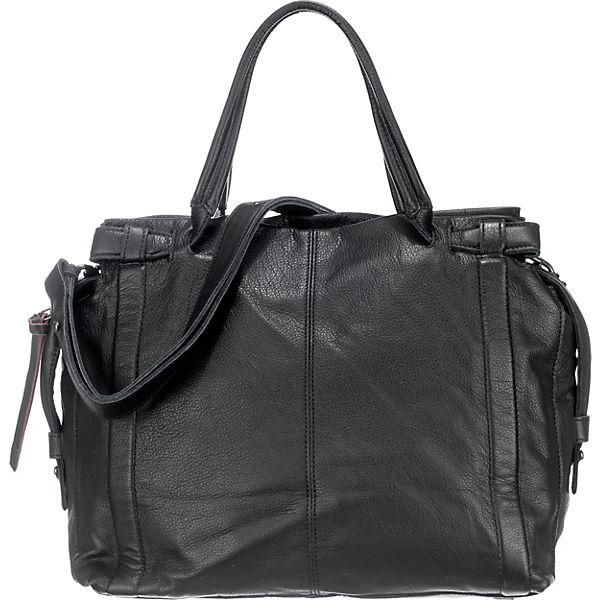 liebeskind berlin virginia sporty handtasche schwarz mirapodo. Black Bedroom Furniture Sets. Home Design Ideas